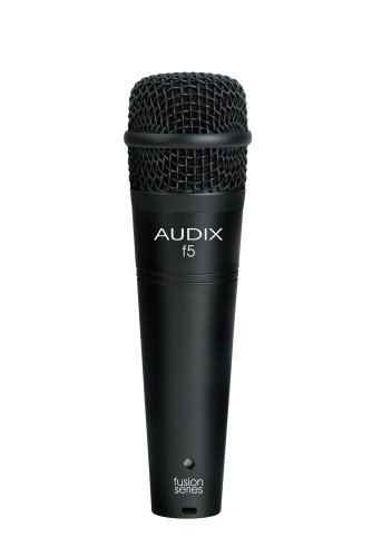 Audix F5 Instrument Dynamic Microphone, Hyper-Cardioid