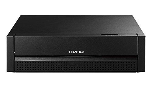I-O DATA 東芝〈レグザ〉タイムシフトマシン対応 録画用外付ハードディスク 8.0TB AVHD-ZR08 -