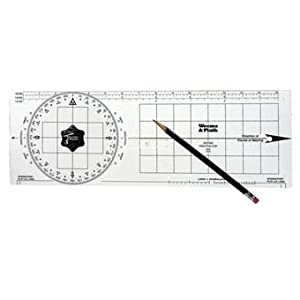 Weems & Plath Marine Navigation Protractor by Weems & Plath