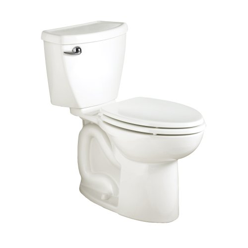 American-Standard-270AB001020-Cadet-3-Right-Height-Elongated-Two-Piece-Toilet-with-10-Inch-Rough-In-White