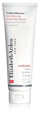 ELIZABETH ARDEN - VISIBLE DIFFERENCE skin balancing exfoliating cleanser 150ml-mujer