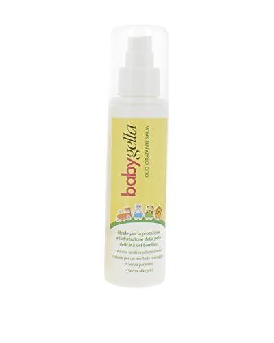 BABYGELLA Set Olio Corpo 3 Pz. Spray Kids 375 ml