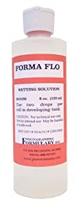 Photographers' Formulary 03-0196 Formaflo Wetting Agent 8-ounces