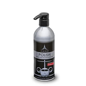 Aero 5657 Polish Metal and Aluminum Polish - 16 oz.