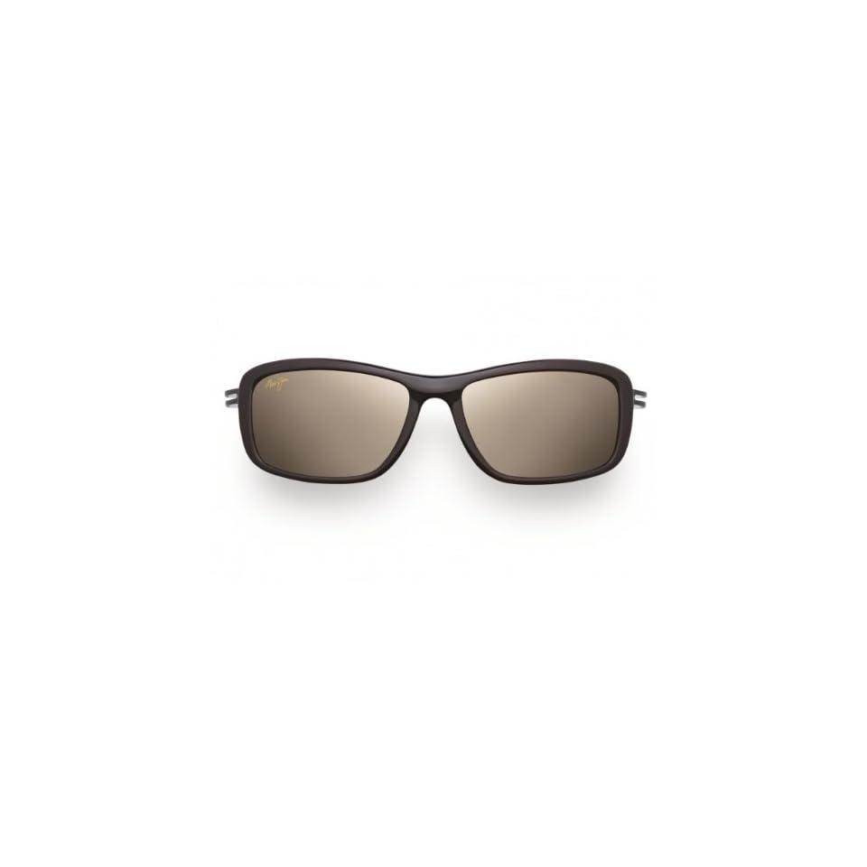 Maui Jim Sunglasses Kihei / Frame Rootbeer Lens HCL Bronze Polarized