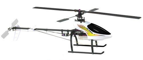 Century Hummingbird Elite 3D Pro RC Helicopter Base Model Heli