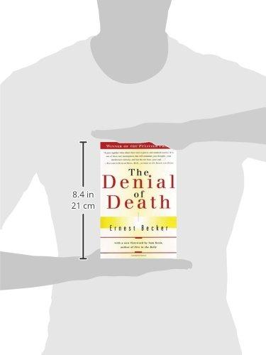 Denial of Death (Free Press Paperback)