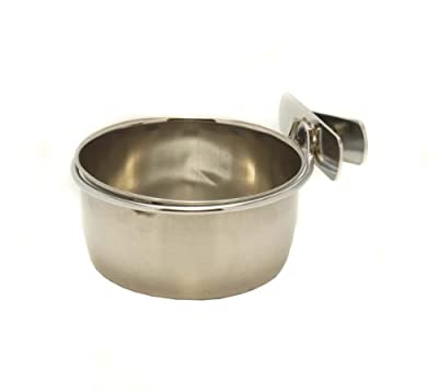 Rosewood Stainless Steel Coop Cup Bolt on Cup