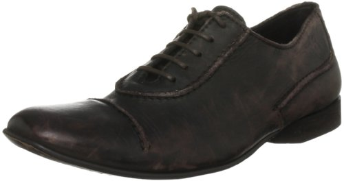 Fly London Men's Minxie Dark Brown Shoe P142208001 7 UK