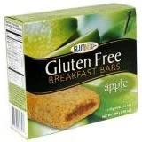 Gluten Free Breakfast Bars - Apple 1 Box