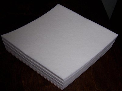 Review Of Tear Away - Machine Embroidery Stabilizer Backing 100 Precut Sheets- Medium Weight 1.8oz. ...