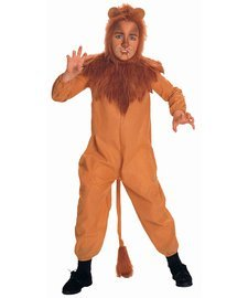 Cowardly Lion - Wizard of Oz Kids Costume