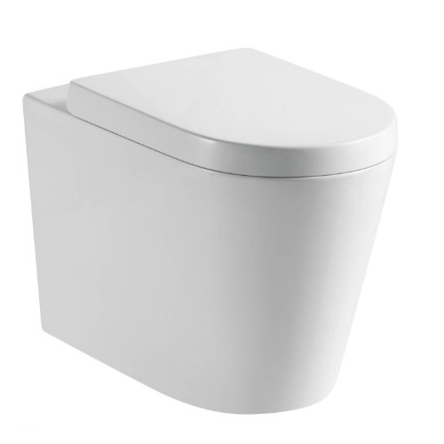 Maple Back to Wall Toilet