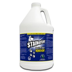 Stainerizer Best Stain Remover - Organic Dog Urine Cleaner And Cat Urine Cleaner For All Surfaces - Stainerizer Organic Pet Stain And Odor Remover front-125643