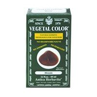 Herbatint Vegetal Hair Color, Blonde, 4 Fluid Ounce (Vegetal Hair Dye compare prices)