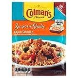 Colmans Season & Shake Cajun Chicken 45g