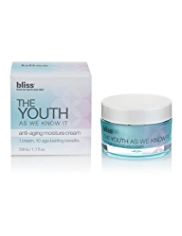 bliss® The Youth as We Know It™ Anti-Ageing Moisture Cream 50ml