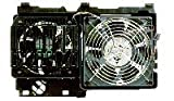 Dell 0KC257 Precision 690 Dual CPU Fan Assembly