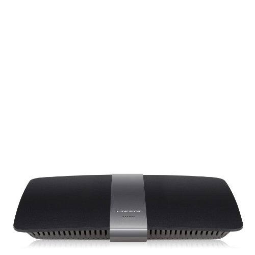 Linksys EA4500 App-Enabled N900 Dual-Band Wireless-N Router with Gigabit and USB