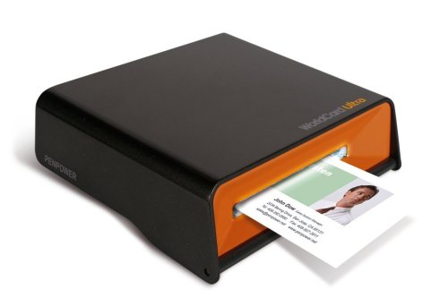 PMR Penpower Worldcard Ultra Business Card Scanner