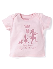 Pure Cotton Royal Baby T-Shirt
