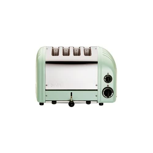 Dualit Classic Vario AWS Mint Green 4 Slot Toaster