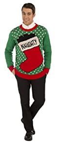 Christmas Naughty Sweater from Forum Novelties, Inc