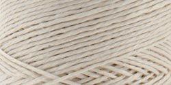 Hemptique Hemp Cord Spool 10# 205 Feet/Pkg White; 4 Items/Order