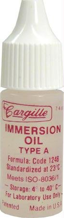 Cargille Immersion A, Non-Drying Microscope Immersion Liquid