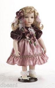 Delton 14 Porcelain Doll Adelle Home
