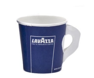 Lavazza - 4Oz Espresso Cups With Handles (1000 Cups)