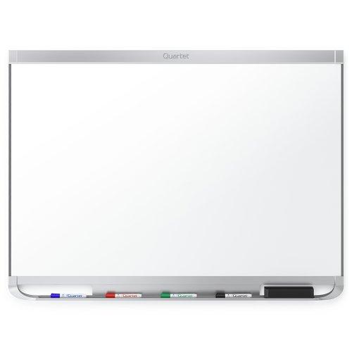 Quartet Prestige 2 Duramax Porcelain Magnetic Whiteboard, 6 X 4 Feet, Aluminum Frame (P557Ap2) front-524283