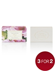 Floral Collection Rose Luxury Gift Soap 200g