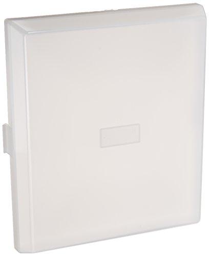 NuTone S97011813 Ventilation Fan Light Lens (Broan 655 Parts compare prices)