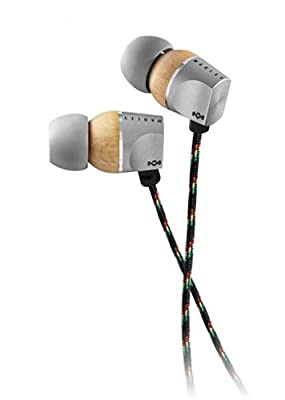 The House of Marley Zion In-Ear Headphones by The House of Marley, LLC