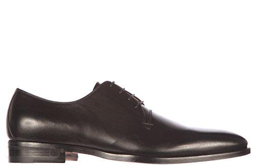 Gucci scarpe stringate classiche uomo in pelle nuove derby betis glamour nero EU 41 386554 BLM00 1000