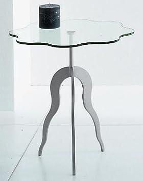 Tavolino Centauro. Fiore Ø 57 - 100% MADE IN ITALY -