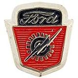 Metal Lapel Pin - 4x4's, Truck, Tractor & Bus Pin & Emblem - Ford Truck - Ford Logo