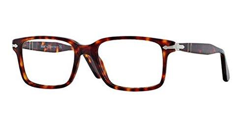 Persol PO2880VM Eyeglasses-24 Havana-56mm persol po2880vm eyeglasses 24 havana 56mm