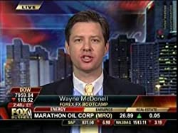 Wayne mcdonell forex