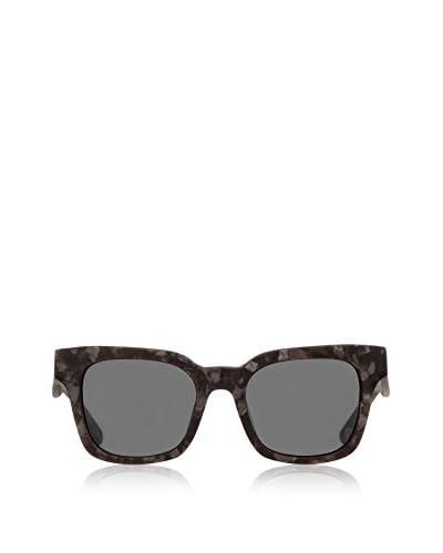 Raen Optics Unisex Myer Matte Grey Crystal/Poler Collab Sunglasses As You See