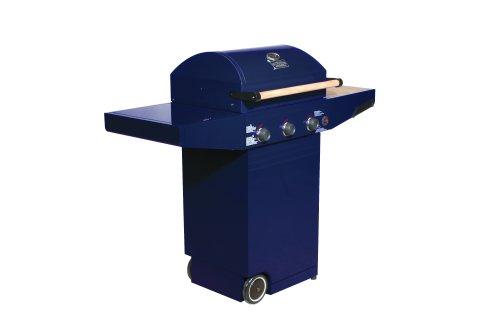 Minden Grills 94922-89461-8 Master Propane-Gas Grill, Cobalt Blue