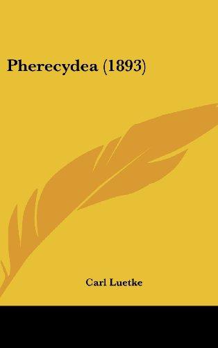 Pherecydea (1893)
