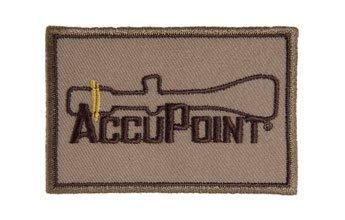 Ap57: Velcro Patch - Khaki - Trijicon Accupoint®