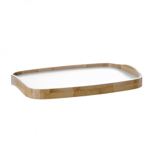 Stelton Emma Designer Serving Tray, Bamboo, Laminate, 43x30cm Height 3,5cm, x-202 by Stelton