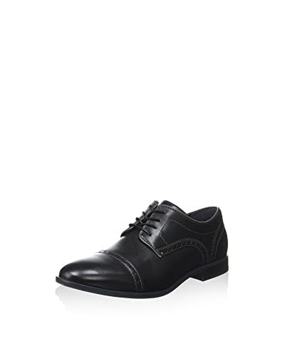 Rockport Zapatos derby Birch Lake Cap Toe Negro