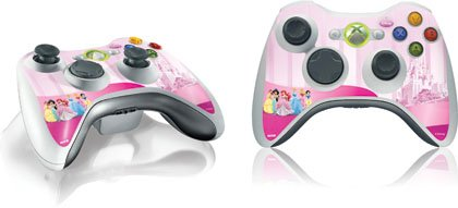 Skinit All That Glitters Vinyl Skin for 1 Microsoft Xbox 360 Wireless Controller