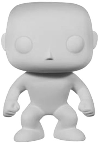 Funko DIY Pop!: Male Vinyl Figure