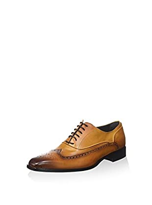 Ortiz & Reed Zapatos Oxford Triso (Marrón Claro)