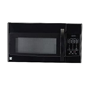 Amazon.com: Kenmore Elite over-the-range microwave 1.6 cu. ft. 1000 ...